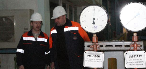 Сергей Гапликов поручил Правительству Республики Коми контролировать соблюдение трудовых прав работников Печорской ГРЭС