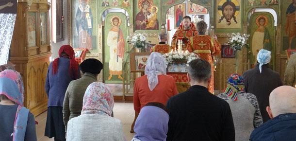 В день Святителя Николая Чудотворца