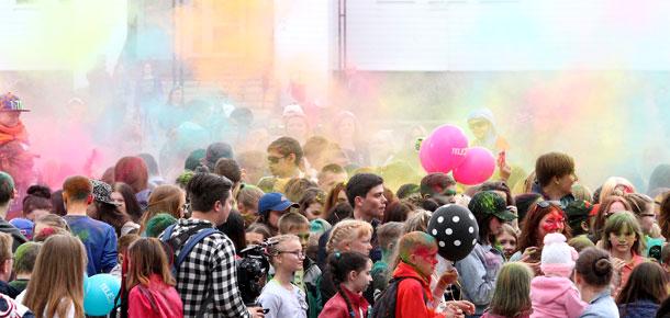 День молодежи в Печоре – ФОТО