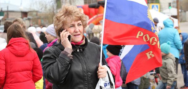 Печора вместе со всей страной отметила главный государственный праздник
