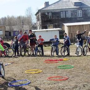 Каджеромские велогонки