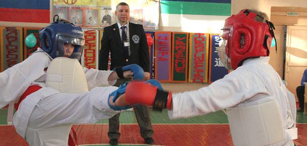 В Федерации каратэ Печорского района прошли завершающие сезон соревнования на первенство организации