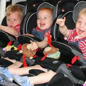 Новое в перевозке детей