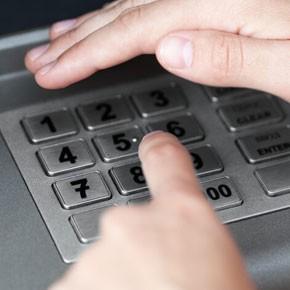 Подключил «мобильный банк»