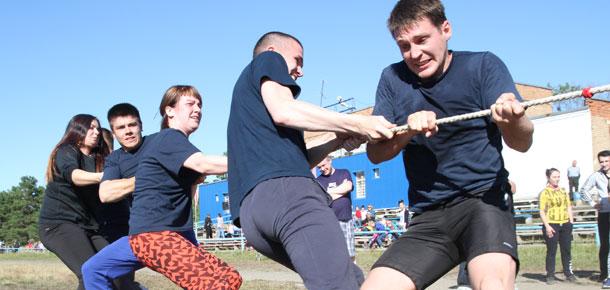12 августа в Печоре прошли спортивные мероприятия, посвященные празднованию Дня физкультурника