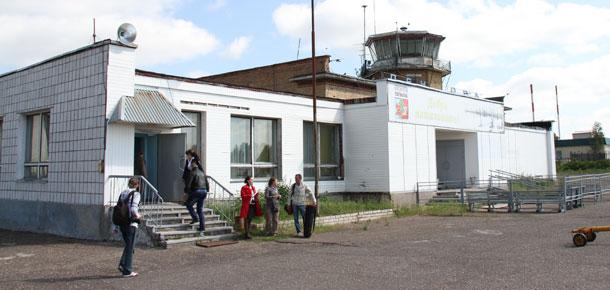 Печорской транспортной прокуратурой в здании аэропорта Печора проведена проверка