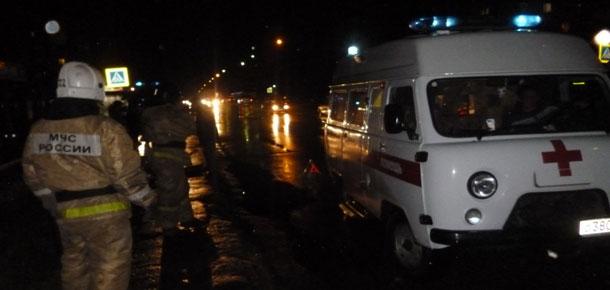 В Печоре под колеса попал пьяный пешеход