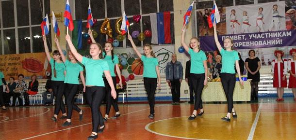 В Печоре Дворец спорта им. И.Е. Кулакова отметил свой 40-летний юбилей