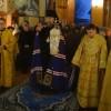 17 декабря свой престольный праздник отмечал храм Святой великомученицы Варвары женского Скоропослушнического монастыря города Печоры.