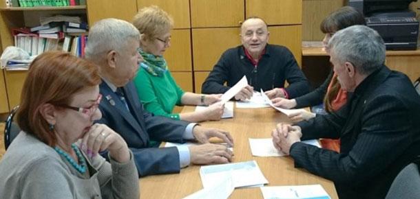 Состоялось очередное заседание Территориальной избирательной комиссии города Печоры