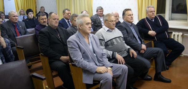 В ОМВД России по г. Печоре состоялось торжественное мероприятие, приуроченное к 59-й годовщине со дня образования Печорского отдела внутренних дел