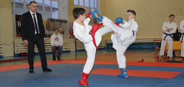 6 января во Дворце спорта имени И.Е. Кулакова прошло первенство МАУ «Спортивная школа г. Печоры» по карате WKF