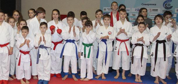 Печорские каратисты в составе сборной Республики Коми приняли участие в масштабном спортивном состязании