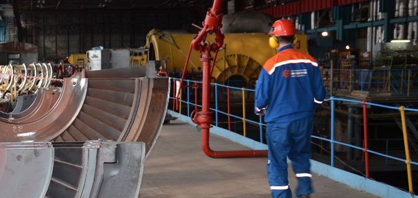 Градообразующим предприятием в Печоре сегодня является государственная районная электростанция