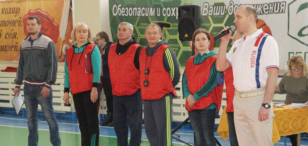 Печорцы приняли участие в фестивале ГТО