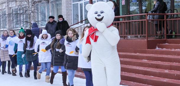 В Печоре стартовал межрайонный спортивно-творческий фестиваль работающей молодежи «Печорские игрища»