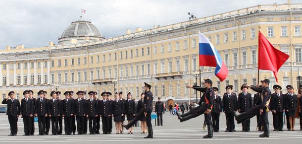 Отдел Министерства внутренних дел России по г. Печоре приглашает учащихся 11 классов на собеседование для возможного поступления в учебные заведения МВД России