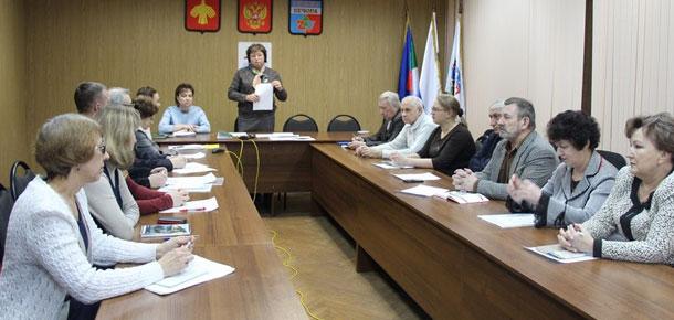 1 февраля состоялось первое организационное заседание Общественного совета муниципального района «Печора»