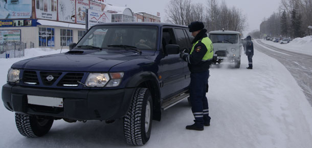 С 5 по 9 марта на территории МР «Печора» проводилось оперативно-профилактическое мероприятие «Штраф»