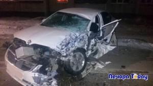 За 9 дней апреля дорожными полицейскими Печоры зарегистрировано 7 дорожно-транспортных происшествий
