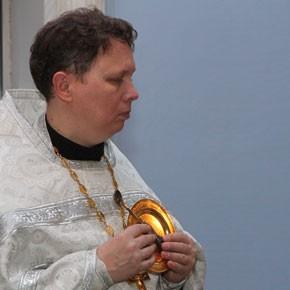 На собрании епархии