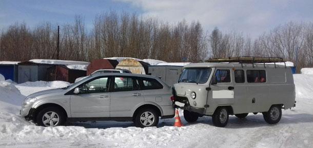 Сводка ДТП за неделю в Печоре