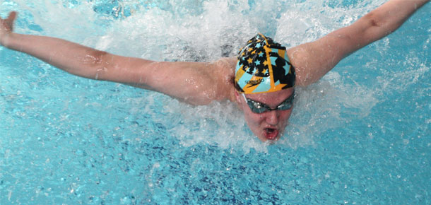 В Печоре завершился Кубок Республики Коми по плаванию