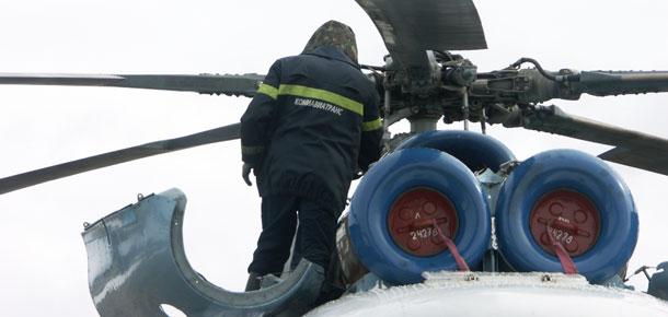 Печорской транспортной прокуратурой в авиационно-технической базе АО «Комиавиатранс» в Печоре проведена проверка