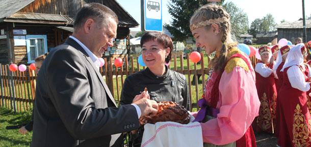 26 августа очередной юбилей отметили в Печорском районе