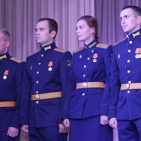 Офицерский бал в Печоре