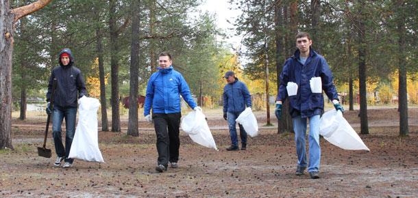Приглашаем печорцев принять участие в городском экологическом квесте
