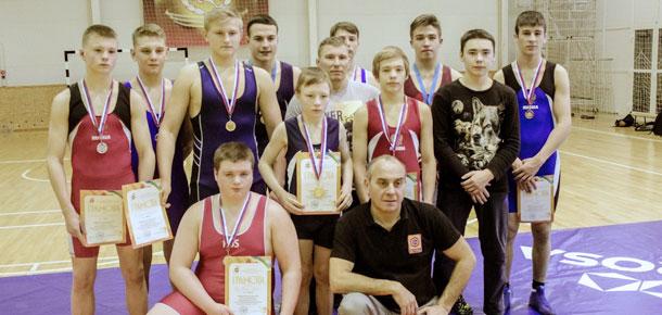 Из Воркуты – с медалями