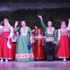 на сцене ГО «Досуг» состоялась концертная программа «Печора – многонациональная»