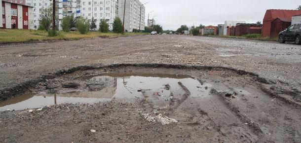 Жители Печоры смогут сами выбрать, какие дороги отремонтировать в первую очередь