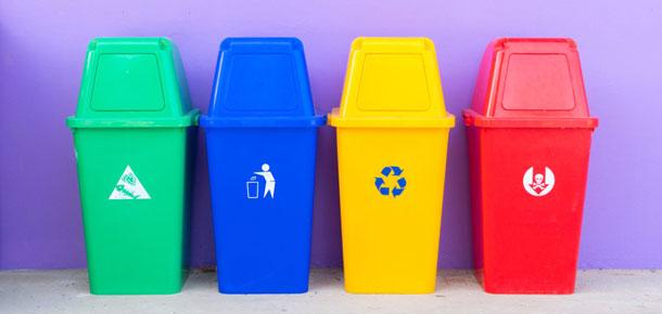 Печора закупает контейнеры для раздельного сбора мусора
