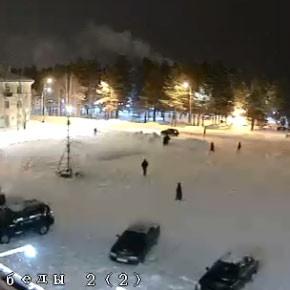 Онлайн-камера: площадь Победы