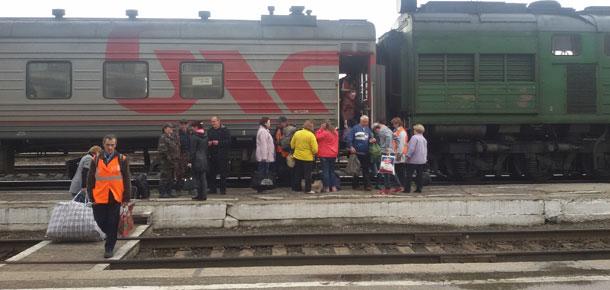 Печорская транспортная прокуратура на железнодорожном вокзале станции Печора провела проверку исполнения законодательства о защите прав пассажиров