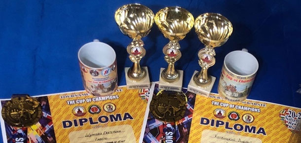 Награды едут в Печору
