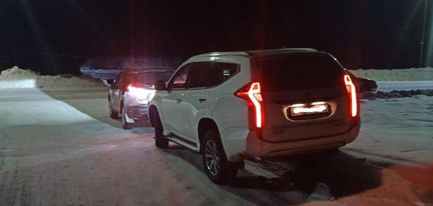 Дорожная сводка в Печоре