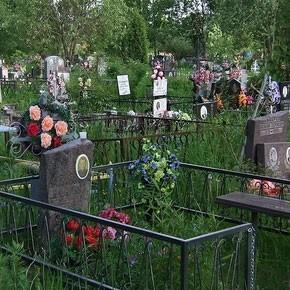 Субботник на кладбищах