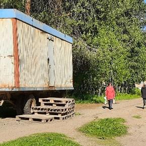 Парк Геологов: вагончик тронется?..